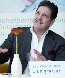 Univ. Prof. Dr. Johann Langmayr